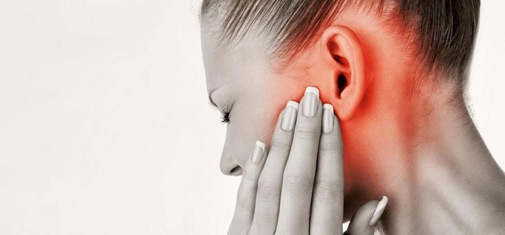 Симптомы грибка ушей